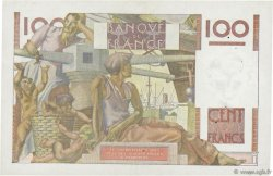 100 Francs JEUNE PAYSAN FRANCE  1948 F.28.17 TTB