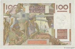 100 Francs JEUNE PAYSAN FRANCE  1948 F.28.19 TTB