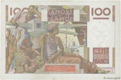 100 Francs JEUNE PAYSAN FRANCE  1949 F.28.22 TTB