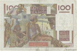 100 Francs JEUNE PAYSAN FRANCE  1949 F.28.23 TTB