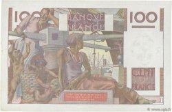 100 Francs JEUNE PAYSAN FRANCE  1951 F.28.30 SUP