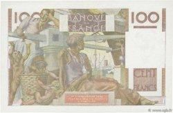 100 Francs JEUNE PAYSAN FRANCE  1952 F.28.34 TTB+