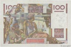 100 Francs JEUNE PAYSAN FRANCE  1953 F.28.36 TTB+