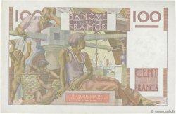 100 Francs JEUNE PAYSAN FRANCE  1953 F.28.39 XF