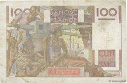 100 Francs JEUNE PAYSAN FRANCE  1953 F.28.39 TB