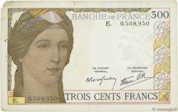 300 Francs FRANCE  1938 F.29.01 TB+