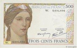 300 Francs FRANCE  1938 F.29.02 SUP