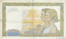 500 Francs LA PAIX FRANCE  1940 F.32.05 TTB