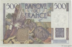 500 Francs CHATEAUBRIAND FRANCE  1945 F.34.01 pr.SUP