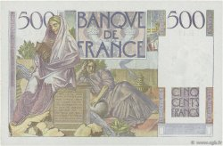 500 Francs CHATEAUBRIAND FRANCE  1945 F.34.01 NEUF
