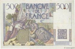 500 Francs CHATEAUBRIAND FRANCE  1946 F.34.04 TTB+