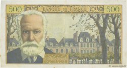 500 Francs VICTOR HUGO FRANCE  1958 F.35.11 TTB+