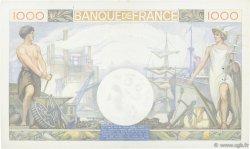 1000 Francs COMMERCE ET INDUSTRIE FRANCE  1940 F.39.02 SUP