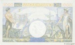 1000 Francs COMMERCE ET INDUSTRIE FRANCE  1941 F.39.04