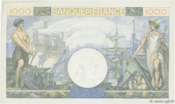 1000 Francs COMMERCE ET INDUSTRIE FRANCE  1944 F.39.11 pr.SPL