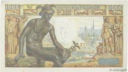 1000 Francs DÉESSE DÉMÉTER FRANCE  1943 F.40.18 SUP