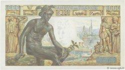 1000 Francs DÉESSE DÉMÉTER FRANCE  1943 F.40.25 SPL