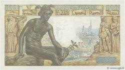 1000 Francs DÉESSE DÉMÉTER FRANCE  1943 F.40.27 NEUF