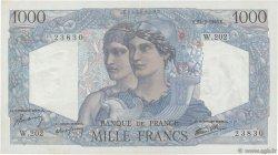 1000 Francs MINERVE ET HERCULE FRANCE  1946 F.41.11 SUP