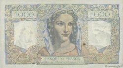 1000 Francs MINERVE ET HERCULE FRANCE  1946 F.41.13 TTB