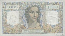 1000 Francs MINERVE ET HERCULE FRANCE  1946 F.41.16 SUP
