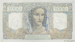 1000 Francs MINERVE ET HERCULE FRANCE  1946 F.41.17 TTB+