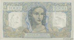 1000 Francs MINERVE ET HERCULE FRANCE  1948 F.41.19 SUP