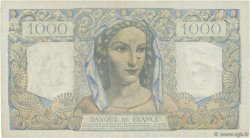 1000 Francs MINERVE ET HERCULE FRANCE  1948 F.41.19 TTB+