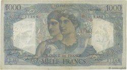 1000 Francs MINERVE ET HERCULE FRANCE  1948 F.41.22 TB+