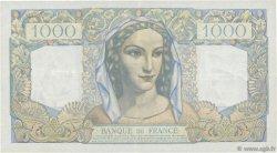 1000 Francs MINERVE ET HERCULE FRANCE  1949 F.41.26 pr.SUP