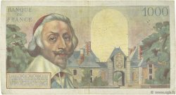 1000 Francs RICHELIEU FRANCE  1953 F.42.02 TB