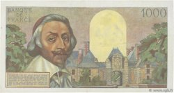 1000 Francs RICHELIEU FRANCE  1956 F.42.18 SUP