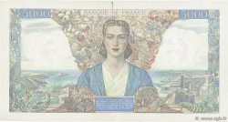5000 Francs EMPIRE FRANÇAIS FRANCE  1942 F.47.02 pr.TTB