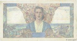 5000 Francs EMPIRE FRANCAIS FRANCE  1945 F.47.20 TB