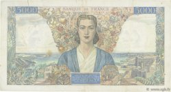 5000 Francs EMPIRE FRANÇAIS FRANCE  1945 F.47.27 pr.TTB