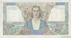 5000 Francs EMPIRE FRANÇAIS FRANCE  1945 F.47.31 SUP