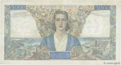 5000 Francs EMPIRE FRANÇAIS FRANCE  1945 F.47.38 TB+