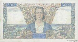 5000 Francs EMPIRE FRANÇAIS FRANCE  1945 F.47.48 TTB