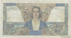5000 Francs EMPIRE FRANÇAIS FRANCE  1946 F.47.51 TTB