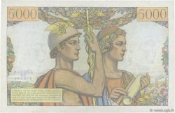 5000 Francs TERRE ET MER FRANCE  1949 F.48.01 TTB+