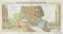 10000 Francs GÉNIE FRANÇAIS FRANCE  1952 F.50.62 TB+