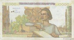 10000 Francs GÉNIE FRANÇAIS FRANCE  1953 F.50.66 pr.TTB