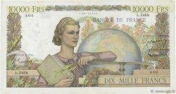 10000 Francs GÉNIE FRANÇAIS FRANCE  1953 F.50.67 TB