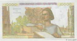 10000 Francs GÉNIE FRANÇAIS FRANCE  1954 F.50.69 TTB