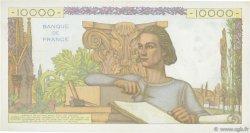 10000 Francs GÉNIE FRANÇAIS FRANCE  1954 F.50.70 TTB+