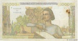 10000 Francs GÉNIE FRANÇAIS FRANCE  1955 F.50.73 TB