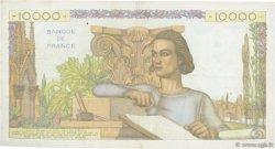 10000 Francs GÉNIE FRANÇAIS FRANCE  1955 F.50.73 TTB