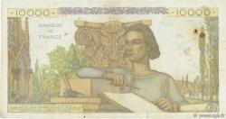 10000 Francs GÉNIE FRANÇAIS FRANCE  1955 F.50.75 TB