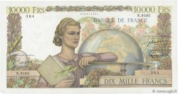 10000 Francs GÉNIE FRANÇAIS FRANCE  1955 F.50.75 TTB