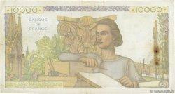 10000 Francs GÉNIE FRANÇAIS FRANCE  1955 F.50.76 TB